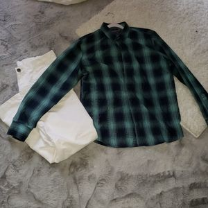 American Rag mens flannel